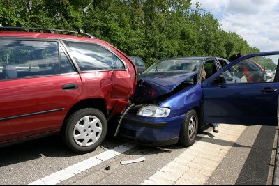 Auto Accident Attorney at Saxton Law Firm